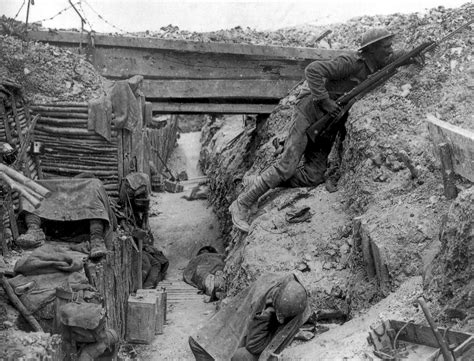 Winning SHORT Screenplay Reading – THE TRENCH, by ChrisBeadnell