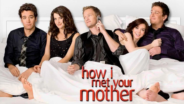 Classic TV SPEC of HOW I MET YOUR MOTHER by EugeneRamos